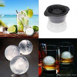 $enCountryForm.capitalKeyWord Australia - Silicone Round Ice Balls Maker Tray Four Large Sphere Molds Cube Whiskey Cocktails With 2.5 Square Capacity Tool hot search