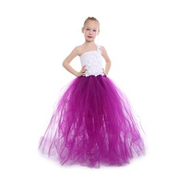 $enCountryForm.capitalKeyWord Australia - New Flower Girls Dresses for Baby Party First CommunionPrincess Ball Gown Children Images Dress kids Halloween Christmas Dress