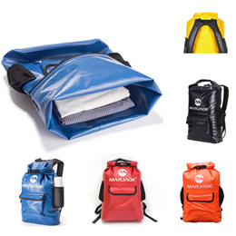 $enCountryForm.capitalKeyWord Australia - 22L Waterproof Dry Bag Sack Backpack Water Proof Bag Hiking Dry Backpack Double Shoulder Straps Traveling Vacation Clothes Camping M246Y