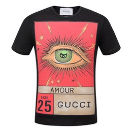 877ebba81 2019 new spring summer trend European and American men's casual breathable T -shirt - size m-3xl- free shipping - welcome to buy -a51
