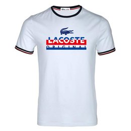Style Wear T Shirts NZ - 18ss, best-selling Europe and the United States, the man's T-shirt, men's wear, luxury European and American style, free shipping!