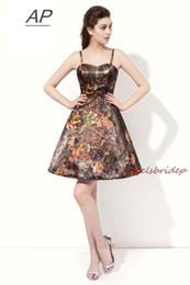 $enCountryForm.capitalKeyWord UK - wholesale Camo Short Mini Bridesmaid Dresses Sexy Spaghetti Straps Robe Demoiselle D'honneur Formal Party Dresses