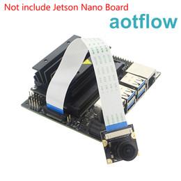 venda por atacado 8 MP Câmara para Nvidia Jetson Nano 160 ° 200 ° FOV IMX219 focal ajustável 3280 * 2464 1080p30 / 720p60 / 640 * 480p90 Vídeo Módulo de câmara