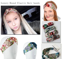 Silk for jewelry online shopping - 2018 hot Newest Designer Silk Heaband hair bands for Women Fashion Luxury Hairband Brand embroidery headbands Best Quality for gift