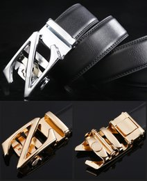 $enCountryForm.capitalKeyWord Australia - One Free Shipping New Product Explosion Leather Genuine Belt Men's High-grade Alloy Automatic Buckle Casual Belt Fashion Accessory