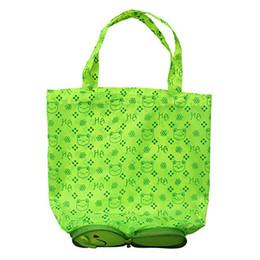 66b66a05293 Foldable Nylon Cute Storage Pocket Portable Large Shopping Bag Casual  Durable