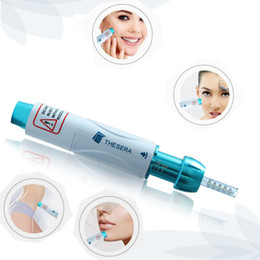 2020 Coreia thesera Atomizador estéril hialurónico Terapia Pen hialurónico arma Lip Injecção de elevação caneta descartável da seringa em Promoção