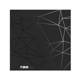 T95 Max Android 9.0 TV BOX 4G 32G Allwinner H6 Quad core 2.4G Wifi 4K TV BOX HD H.265 Youtube Set Top Box on Sale