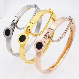 Valentine Gifts Australia - Hot Sell Wedding Brand Luxury Love Bangles & Bracelets Women Romantic Letter Bracelet For Valentines Gift C19041302