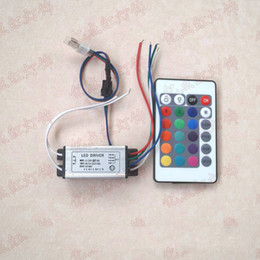 $enCountryForm.capitalKeyWord NZ - RGB LED Driver Remote Control High Power LED 3W Constant Current Drivers RGB Drive Power Supply for LED Spotlight Downlight