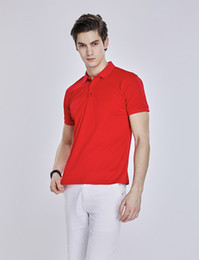 PoPular Polo online shopping - Body shirt men s and women s short sleeved t shirts with flip collar and half sleeve zipper have polo shirt trend popular logo for summer