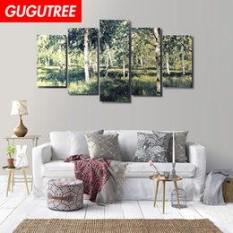 $enCountryForm.capitalKeyWord Australia - Decorate home 3D forest cartoon art wall sticker decoration Decals mural painting Removable Decor Wallpaper G-2437