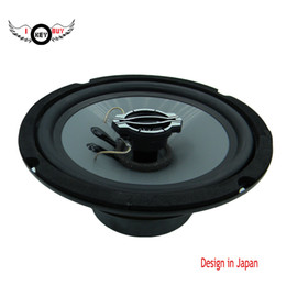 $enCountryForm.capitalKeyWord Australia - I KEY BUY 1 PC 6.5 Inch 2 Way Coaxial Rubber Edge Injection Pioneer Car Speakers 300W 4 Ohm Tweeter Hifi Auto Audio Speaker