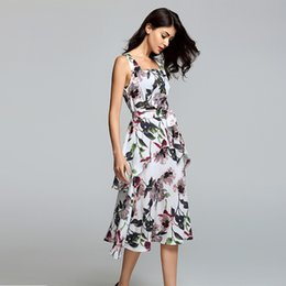 71981e8f1de37 Dress 2019 summer Amazon new women's cotton and linen has a large size  original design Guangzhou a consignment