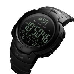 Relogio bluetooth online shopping - Fashion Smart Watch Men Calorie Alarm Clock Bluetooth Watches Bar Waterproof Smart Digital Watch Relogio Masculino