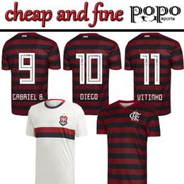 Cheap new soCCer jerseys online shopping - New CR Flamenco cheap and fine soccer jersey Flamengo Camisa de futebol GUERRERO DIEGO football jersey