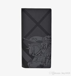 $enCountryForm.capitalKeyWord UK - 19SS Luxurious brand design BBR War Horse Wallet Clutch Satchel Women Men Mini Handbag packs fashion casual street outdoor Bags
