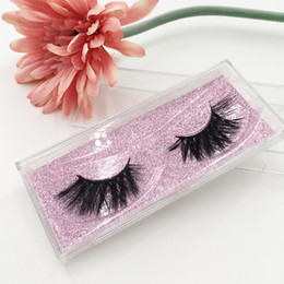 5d lashes mink 2021 - 5D Faux Mink Eyelash 100% Handmade Accept Custom Natural Soft 5D Faux Mink Lashes Free Shipping discount 5d lashes mink