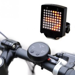 Bicycle Accessories Usb Rechargeable Bike Riding Warning Light Lamp Reflective Safety Vest With Led Signals Remote Controller For Night Guiding Pj4