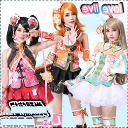 $enCountryForm.capitalKeyWord Australia - ostumes Accessories Cosplay Costumes maid anime love live sunshine cosplay costume yazawa nico maki nozomi tojo animal kotori minami fair...