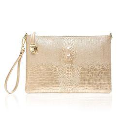 $enCountryForm.capitalKeyWord Canada - good quality Genuine Leather Day Clutch Bag Evening Female 2019 Handbags Women Bags Designer Purses Hand Bag High Quality Bolsa