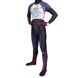 Jumpsuit Anime UK - Brite Bommber Cosplay Costume Jumpsuit Zentai Bodysuit Anime Set Christmas Halloween Carnival Costume For Adults Women