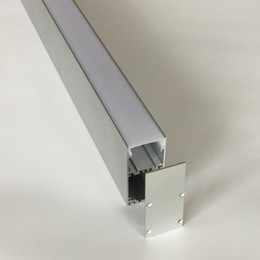 $enCountryForm.capitalKeyWord Australia - Free Shipping Hot selling led linear light fixture customized led linear light fixture office light housing