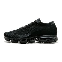 Nuevo 2019 vapores moc BE TRUE diseñador Hombre Mujer Zapatillas Zapatillas de correr Para Calidad Real Moda Hombre Casual Maxes Sports chaussures Sneakers en venta