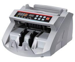 Bill sayacı, 110V / 220V, para sayaç, Euro ABD Doları için uygun vb. Çok Döviz Uyumlu Nakit Sayma Makinesi LLFA