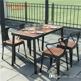 Outdoor Cafe Gros En Ligne Chairs Distributeurs Ac35RjLq4