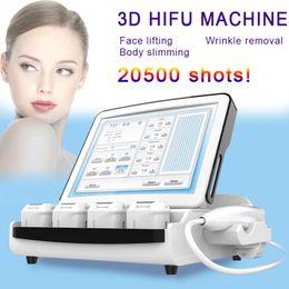 $enCountryForm.capitalKeyWord Australia - Home Use 3D Hifu Face Lifting Skin Tightening HIFU Therapy Wrinkle Removal Portable Face Slimming Machine