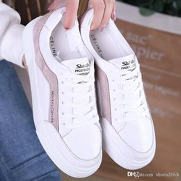 $enCountryForm.capitalKeyWord NZ - New slip wear-resistant breathable luxury casual shoes Limited fashion designer soft white shoes 5A low price wholesale nb:124