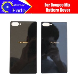 battery for doogee Australia - DOOGEE MIX Battery Cover Housing 100% Original New Durable Back Housing Mobile Phone Accessory for MIX cell