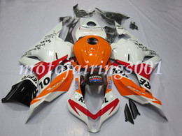 hrc fairings Australia - Injection Mold New style ABS Motorcycle Fairings Kits Fit for HONDA CBR600RR F5 2009 2010 2011 2012 cbr600 600rr Repsol HRC
