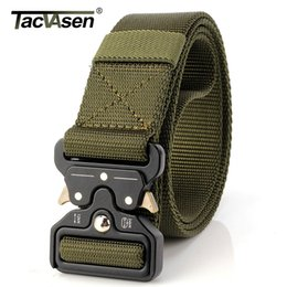 $enCountryForm.capitalKeyWord Australia - Tacvasen Men Brand Military Belt Quick Dry Us Soldier Tactical Belt Combat Paintball Army Belt 3.8cm Nylon Waistband Td-bll-012 Y19051803