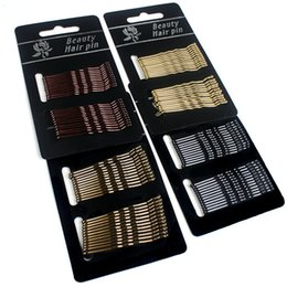 24pcs Hair Clip Ladies Hairpins Girls Hairpin Curly Wavy Grips Hairstyle  Hairpins Women Bobby Pins Styling Hair Accessories c541cba706f0