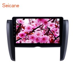 AfricA gps online shopping - Android inch GPS Navigation Car Dvd Radio for Toyota Allion Bluetooth HD Touchscreen WIFI USB Carplay support DAB SWC