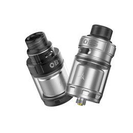 Engine Designs Australia - Original OBS Engine II RTA Tank 5ml Capacity Top Airflow Design Easy Dual Coil RTA 26mm Diameter Electronic Cigarette Vape Tank