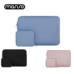 13 Computer Sleeve Australia - MOSISO Waterproof Laptop Sleeve Bag Case 13 inch Soft Sleeve Bolsos Mujer Handbag Work Briefcase Unisex Bolsas