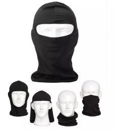 $enCountryForm.capitalKeyWord Australia - Wholesale-Outdoor Hats Protection Full Face Micro Fiber Lycra Balaclava Headwear Ski Neck Cycling Motorcycle Mask Wholesale OEM Print logo