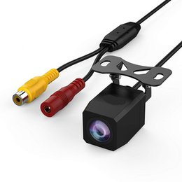 back parking 2019 - Backup Camera, Esky Waterproof Starlight Night Vision HD CMOS 170° Viewing Field Universal Car Backing Camera cheap back