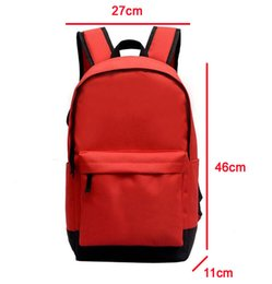 510f3fffa82 2019 latest hottest sports brand backpack designer men and women outdoor  travel backpack Oxford cloth student bag computer bag free shipping
