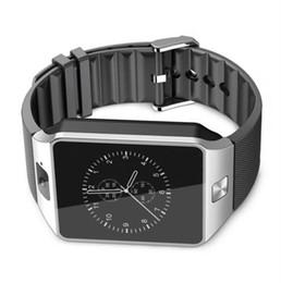 Samsung Smart Watches Camera Australia - DZ09 Smartwatch Smart Watch Digital Men Watch For Apple iPhone Samsung Android Mobile Phone Bluetooth SIM TF Card Camera