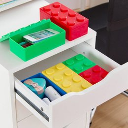 $enCountryForm.capitalKeyWord Australia - Hot Sale Multifunctional building blocks Multicolor can be stacked for storage box kitchen furniture and office