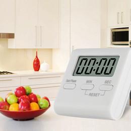 $enCountryForm.capitalKeyWord Australia - Smart Kitchen Oven Timer LCD Kitchen Electronic Alarm Alarm ClockClock Home Work Timer Magnet Features Portable Countdown