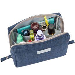 Travel Pillow Kits Wholesale Australia - Casual Women Travel Cosmetic Bag Zipper Make Up Function Makeup Case Organizer Storage Pouch Toiletry Beauty Wash Kit Bath Box