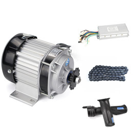 Dc Motor Permanent Magnet Dc Speed Reduction Brushless Motor Bm1418zxf 650w 48v 60v Electric Tricycle Accessories