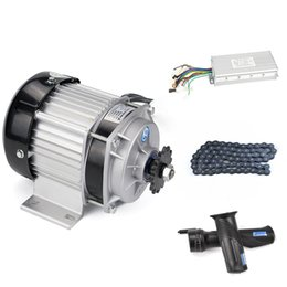 motorcycle hub UK - Bicicleta electrica 500W 48V Brushless DC Motor BM1418ZXF e bike bicycle Motorcycle hub motor brushless electric motor bike kit