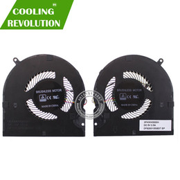 Discount cooler blade - New FOR Razer Blade 15 RZ09-02385E92 Original CPU GPU Cooling Fan DFS2001053E0T 0FKMW0000H DFS551205WQ0T 0FKMV0000H DC 5