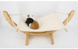 Cage small online shopping - Pet hammock washable cover cat Bed rat rabbit cat cage hammock small pet puppy bedclothes blanket A02